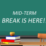 Mid term is here!